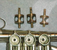 Mismatched Rotary Valves