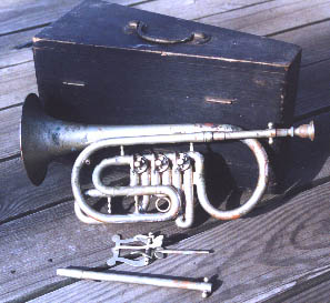 Boston Cornet Before
