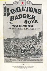 Click for a larger picture of Hamilton's Badger Boys